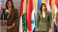 """""""لازم نتعلم""""...مبادرة أطلقتها وزيرة العمل في حكومة تصريف الأعمال حيث تتيح فرصاً تدريبية بشهادات من أفضل جامعات العالم لـ 25000 مواطن لبناني مجاناً"""