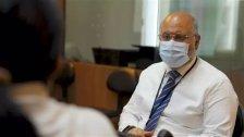 مدير مستشفى الحريري: أمامنا شتاء قاس! يعيش الفيروس بشكل أفضل في البرد...تخصيص المزيد من الموارد لمساعدة المحتاجين هو الاستنتاج المنطقي