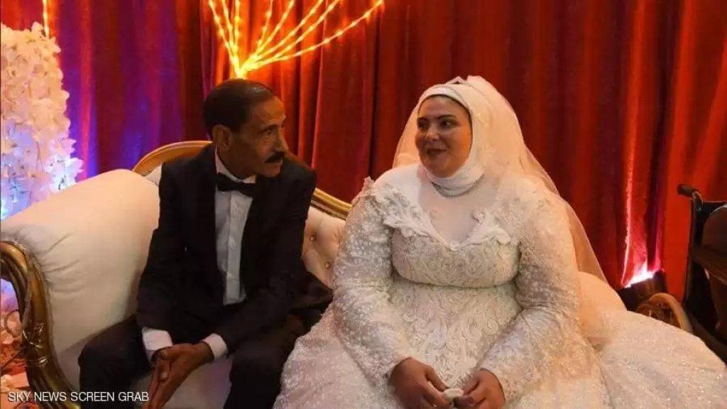 من التشرد إلى زفاف العمر... الستيني صلاح وجد شريكة عمره بعد 1500 يوم من التشرد في شوارع القاهرة!
