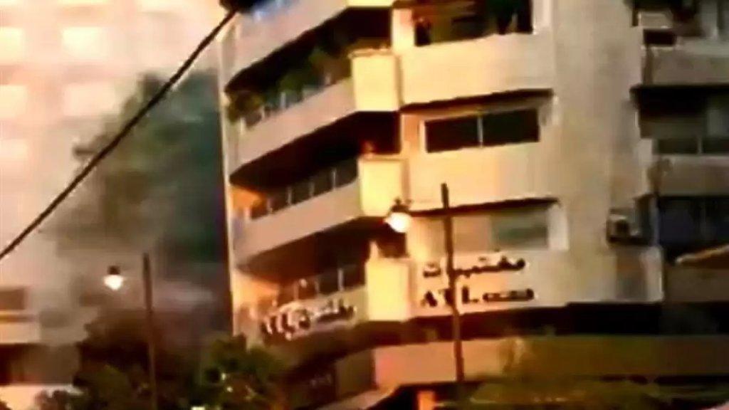 إنفجار الأشرفية تابع.. قوى الأمن تعمم اوصاف جثة شاب ثلاثيني مجهول الهوية قضى بالانفجار