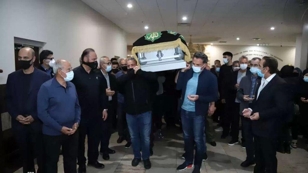 بالصور/ جنازة وعزاء المرحومة الحاجة يسرى عبد الحسين ناصر بيضون في المركز الإسلامي في مدينة ديربورن الأميركية