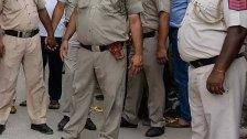 بعد فشلهم في القبض على المجرمين...أوامر في الهند لإخضاع أفراد الشرطة لدورة لياقة بدنية لخسارة الوزن!