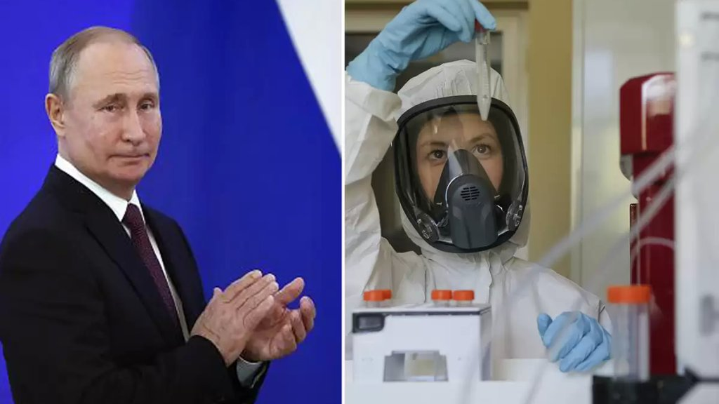 بوتين يعلن تسجيل لقاح ثانٍ ضد كورونا والثالث في طريقه إلى التسجيل (سبوتنيك)