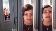 بالفيديو/ في حادثة غريبة... امرأة هدّدت جيرانها بشكل هستيري بعد قيامهم بتغيير كلمة مرور الـ WiFi الخاص بهم ورفضهم منحها الوصول إلى الشبكة!