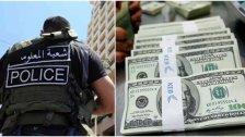 دورية من شعبة المعلومات أوقفت شخصين بين شكا والبترون أثناء تجولهما بطريقة مشبوهة وضبطت معهما اموالاً مزورة من فئة المئة دولار