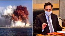 إسوة بشهداء الجيش... الرئيس دياب وقّع مشروع قانون لإعطاء تعويضات ومعاشات تقاعد لذوي الذين استشهدوا في انفجار بيروت وأحاله إلى مجلس النواب