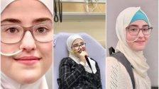 """عجز الأطباء عن اكتشاف مرضها فاكتشفته بنفسها بعد قراءة العديد من الكتب الطبية...الشابة الأردنية """"إسراء"""" مصابة بمرض نادر وتستمر بمد من حولها بطاقة إيجابية"""
