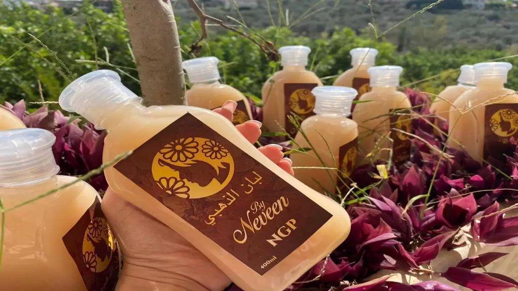 حكاية نجاح...نيفين ابتكرت منتجاً للعناية بالبشرة وبدأت تصديره من لبنان إلى العديد من الدول!