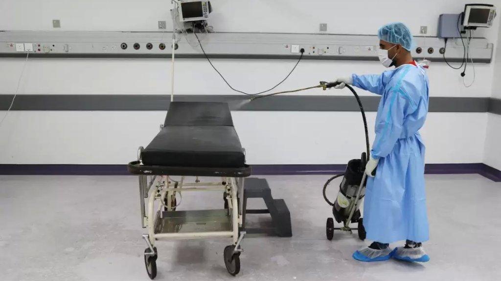 مستشفى الحريري يبشّر بشفاء 8 مرضى من فيروس كورونا خلال 24 ساعة