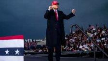 """ترامب: سأغادر البلاد إذا خسرت الإنتخابات أمام """"أسوأ مرشح"""""""