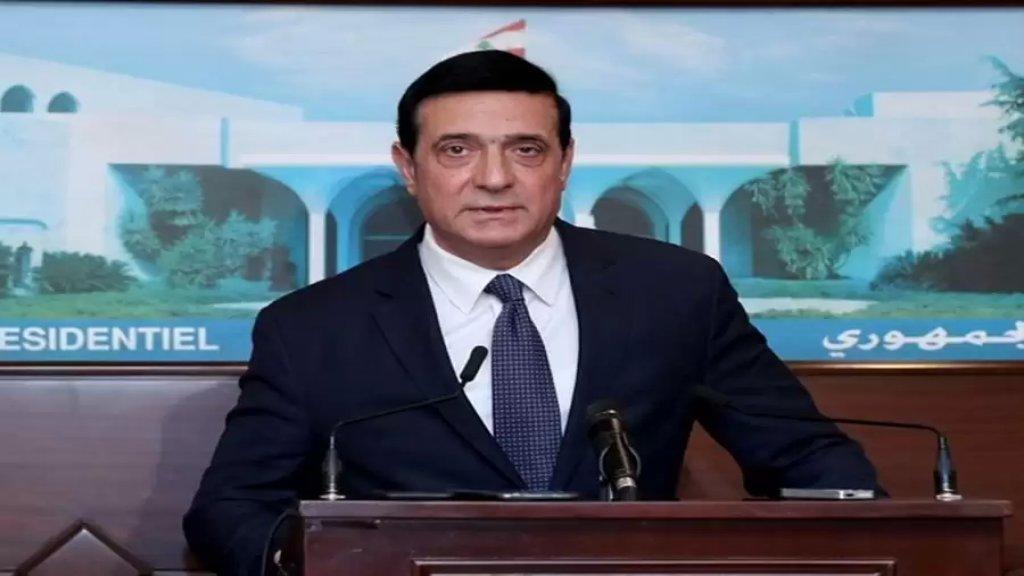 وزير الأشغال العامة والنقل في حكومة تصريف الاعمال ميشال نجار يعلن إصابته بفيروس كورونا
