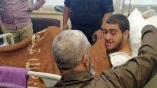 """جريمة الزرقاء.. السماح لوالد الشاب """"صالح"""" بزيارته لأول مرة بعد الجريمة الوحشية التي تعرض لها"""