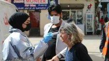 بالصور/ إصابات كورونا في لبنان تخطت الـ 64 ألف إصابة.. إليكم توزع الإصابات الجديدة!