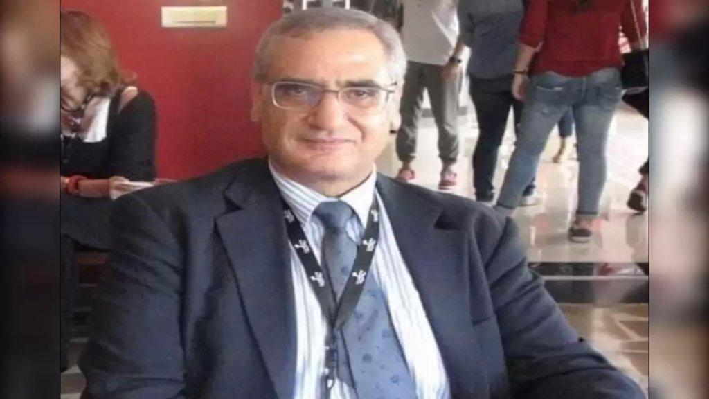 """كلية الآداب في الجامعة اللبنانية تفقد الدكتور واسيلي بوجي...وطلابه ينعون أستاذهم """"الإنساني والطيب والمحبوب"""""""