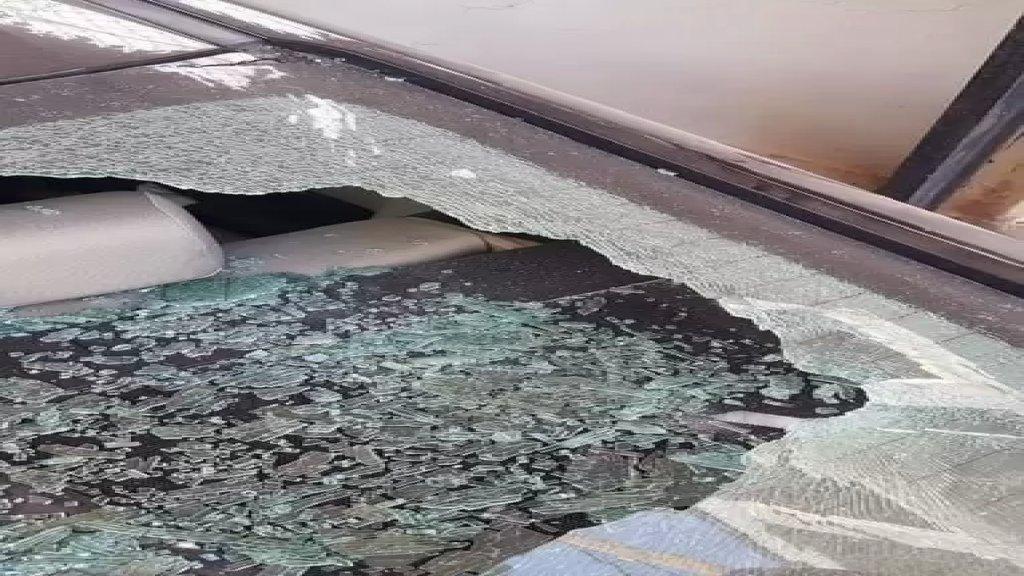 بالصور/ الرصاص يصيب المنازل والسيارت في طرابلس وسقوط جريحين