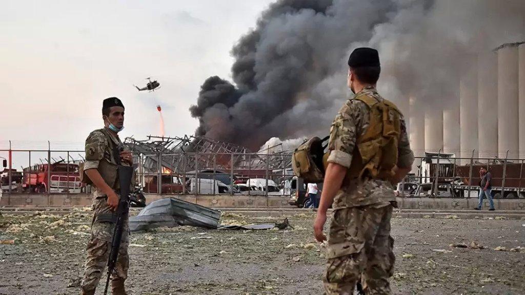 """الجيش: """"10274 وحدة سكنية متضررة من انفجار المرفأ ستستفيد من المساعدات المالية""""..  إنتظروا تعميم أو إتصال لتحصيل التعويض!"""