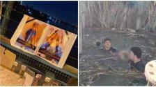 بالفيديو/  بعد أيام على جريمة جسر دجلة.. العثور على جثة الطفل الثاني الذي ألقته والدته في النهر بعد خلافات مع طليقها