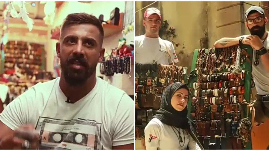 """بالفيديو/ الشاب اللبناني """"إبراهيم"""" بدأ مشروعه الصغير بـ 50 ألف ليرة ليكبر مشروعه ويفتتح دكانين اثنين: """"الحمدلله عم نوصل ببلد محكوم عليه بالفشل"""""""