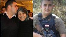 """""""الأم الحنونة"""" التحقت بولدها...وفاة والدة الشهيد الرقيب حمزة اسكندر الذي استُشهد بكارثة انفجار مرفأ بيروت"""