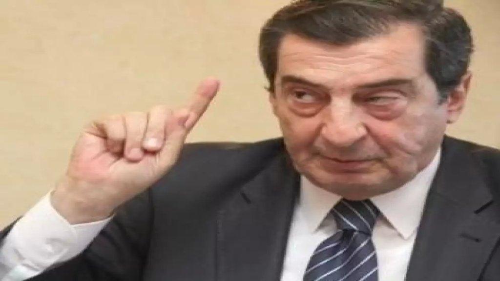 """الفرزلي: """"أبشر اللبنانيين بأنهم على موعد مع الخلاص.. وكل أصوات النعي ستصاب بهزيمة نكراء"""""""