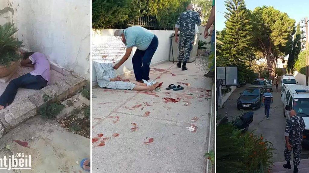بالصور/ محاولة قتل في حبوش.. عاملة اثيوبية تتوحش بالسكين وتعتدي على صاحب المنزل دكتور وزوجته