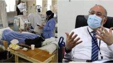 """مدير مستشفى الحريري يكشف عن تطور خطير : غالبية الوفيات البارحة هي لمرضى في منتصف العمر.. """"باختصار الوضع ليس على ما يرام"""""""