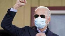 بايدن: سأكون رئيسا لكل الولايات المتحدة الأميركية