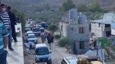 بالفيديو/ توتر في بلدة عربصاليم بين أهالي البلدة وسرية من قوى الأمن الداخلي بسبب إزالة خيمة لإحدى مزارع الأبقار
