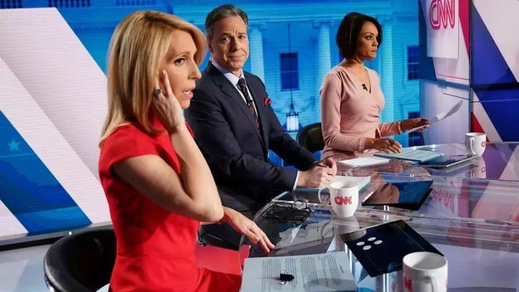"""الـCNN وصفته بحفلة الأكاذيب.. شبكات تلفزيونية أميركية تقطع كلمة ترامب لتضمنّها """"سيلاً من الأكاذيب"""""""