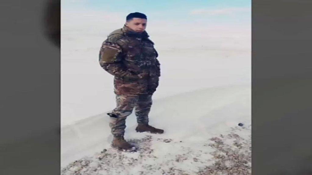 عكار تنعى العسكري في الجيش اللبناني عبد الرحمن وردة الذي قضى أثناء قيامه بواجبه العسكري في جرود عرسال