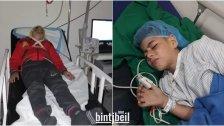 """إبن الـ8 سنوات """"حسن وهبي"""" يقاوم الألم ومهدد بازالة كتلة من دماغه.. وهو بحاجة الى دعمكم!"""