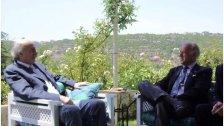 """جنبلاط: ربطتني بـ """"بايدن"""" صداقة...والطريق طويل أمامه حتى يصل الى الشأن اللبناني"""