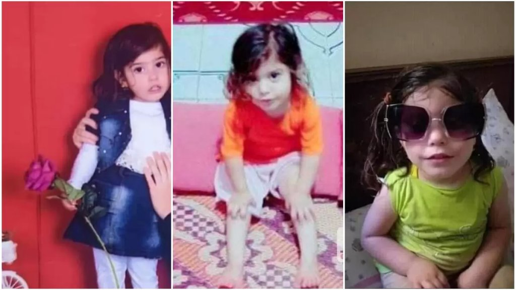 """مأساة الطفلة جنى التي هزت مصر... قُتلت وحُرقت بهدف سرقة """"قرطها الذهبي""""!"""