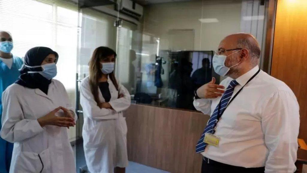 الأبيض: اللقاح لن يتوفر إلا في الربع الثاني من السنة القادمة هذا فيما الوباء يستفحل...10 وفيات في اليوم...هذا ثمن باهظ!