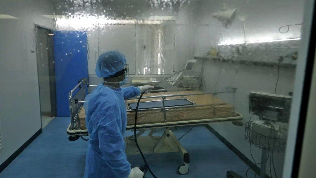 30 حالة حرجة سُجلت داخل مستشفى الحريري و87 مصاباً