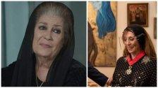 الفنانة السورية منى واصف عن صمت السيدة فيروز وابتعادها عن الأضواء: «أنا اليوم مع صمتها لأن هذا ما يسعدها ولا يتعسها، وطالما أن السيدة سعيدة هكذا خليها سعيدة»