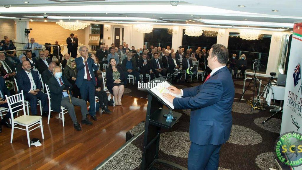 """بالفيديو/ بعد محاولة """"الإعدام السياسي"""" للنائب من أصل لبناني شوكت مسلماني، الجالية اللبنانية والعربية في أستراليا تحتفل بعودته لمنصبه في برلمان نيو ساوث وايلز"""