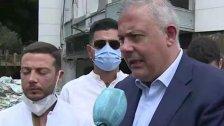 """محافظ بيروت: في ظلّ الاوضاع في لبنان من الافضل أن يُصاب الشخص بـ""""كورونا"""" على أن يكون محافظاً لبيروت"""