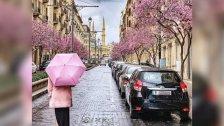 منخفض جوّي آتٍ.. أمطار غزيرة وعواصف رعدية وتساقط لحبات البرد!