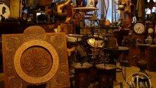 """للمهتمين بالمقتنيات القديمة القيمة...""""أنتيكا"""" مزاد باللبناني يضم تشكيلة كبيرة من التحف والأثريات"""