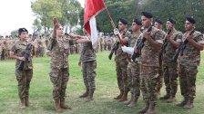 الجيش اللبناني يُعلن عن الحاجة لتطويع تلامذة ضباط ...اليكم الشروط المطلوبة
