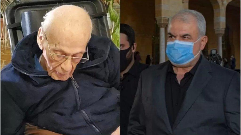 """رعد تلقى برقية تعزية من الرئيس سليم الحص بوفاة والدته:""""ببالغ الحزن تبلغنا النبأ"""""""