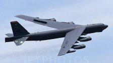 وسائل إعلام إسرائيلية: مدمّرة من نوع بي-52 تعبر سماء الشرق الأوسط، مسار غير طبيعي، شيء ما يحدث!