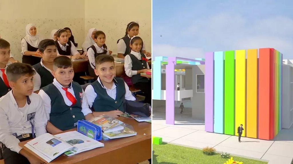 """الصين ستبني 1000 مدرسة في العراق تنفيذاً لاتفاق """"النفط مقابل الإعمار"""""""