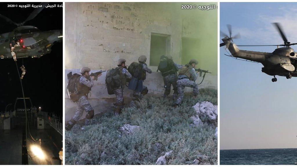 بالفيديو والصور/ الجيش ينهي 5 أيام من التدريب بالتعاون مع فريق أميركي تخللته عدة مناورات  تندرج في إطار مفهوم العمليات الخاصة بمكافحة الإرهاب