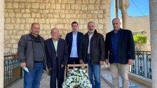 عربون وفاء من بلدية بنت جبيل لرجل الإستقلال الوزير والسفير والنائب المرحوم علي بزي (أبو هاني)