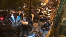 بالفيديو/ إشكال في الطريق الجديدة بين مجموعة من الشبان ودورية من قوى الأمن الداخلي بعد الطلب منهم عدم التجمع