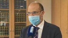 بالفيديو/ وزير الصحة: حققنا كل الاهداف من الاقفال العام... وليس هناك طرح لتمديد الإقفال العام رغم المطالبة السابقة لوزارة الصحة بهذا الشأن