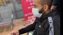 """الصور الأولى للأسير ماهر الأخرس بعد خروجه إلى الحرية..""""أشعر بالنصر..بعد 104 أيام من الإضراب عن الطعام أمتلك الآن حريتي بكرامة"""""""