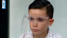 بالفيديو/ الطفل سعيد حُرم من المدرسة في لبنان لأنه لا يملك ثمن لابتوب.. يعمل في فرن والده لمساعدة شقيقته من ذوي الإحتياجات الخاصة!